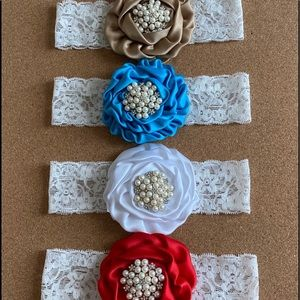 Other - Cute headbands for babies!!